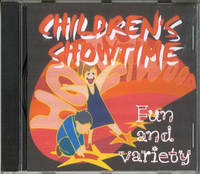 CHILDRENS SHOWTIME CD