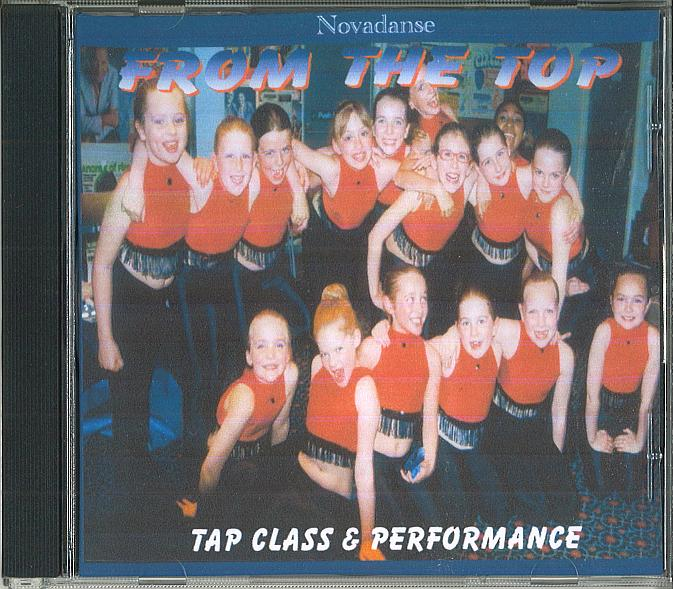 FROM THE TOP CD
