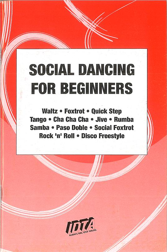 SOCIAL DANCING FOR BEGINNERS