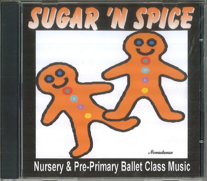 SUGAR 'N' SPICE CD