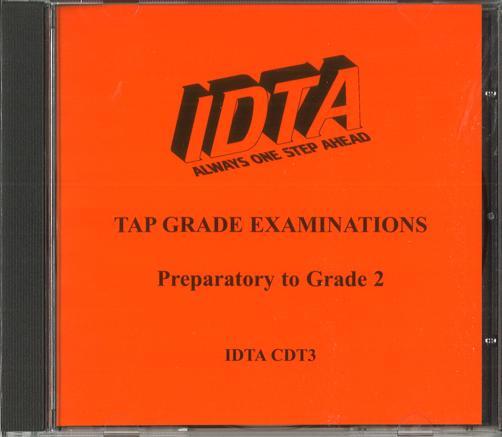 TAP PREPARATORY- GRADE 2  EXAMINATION CD