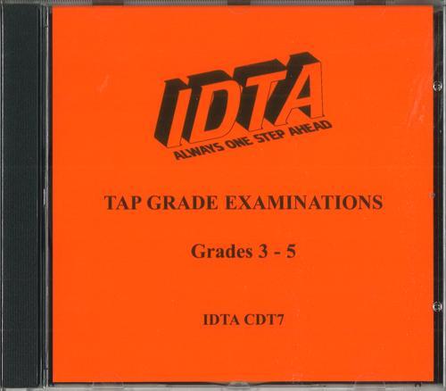 TAP GRADES 3 - 5  EXAMINATION CD