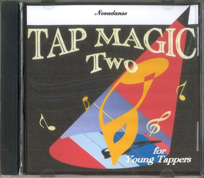 TAP MAGIC 2 CD (NEW)