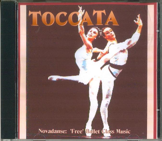 TOCCATA CD
