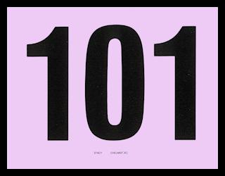 NUMBER CARDS 101-200 PINK