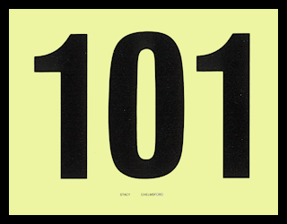 NUMBER CARDS 101-200 YELLOW