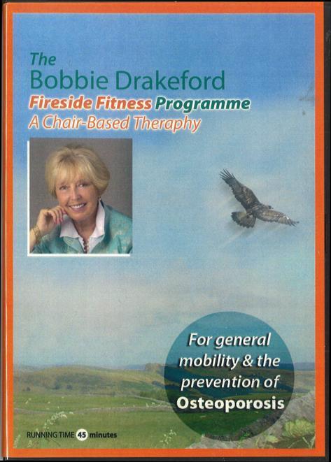 FIRESIDE FITNESS PROGRAMME DVD BY BOBBIE DRAKEFORD