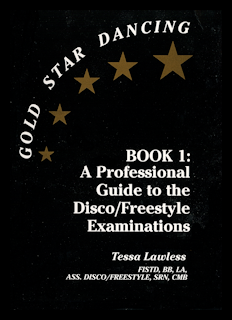 GOLD STAR DANCING BOOK 1 BY TESSA LAWLESS