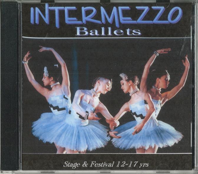 INTERMEZZO BALLETS CD