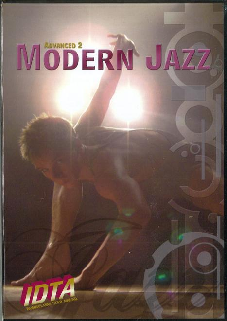 MODERN JAZZ ADVANCED 2 DVD