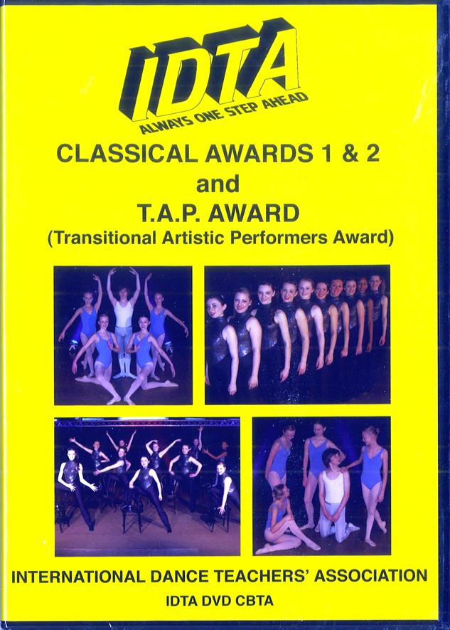 CLASSICAL AWARDS 1 & 2 AND T.A.P. AWARD