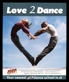 LOVE 2 DANCE - PACK OF 10 POSTERS A4