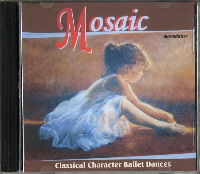 MOSAIC - CD
