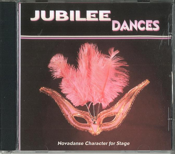 JUBILEE DANCES - CD