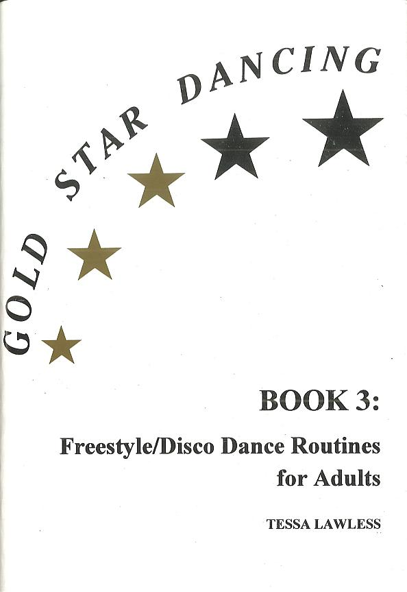 GOLD STAR DANCING 3 BY TESSA LAWLESS