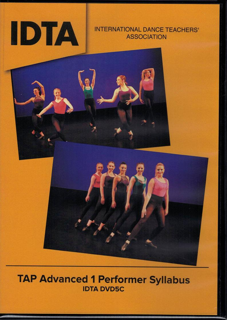 TAP ADVANCED 1 PERFORMER SYLLABUS - DIGITAL DOWNLOAD