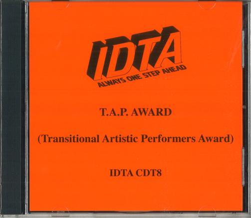 T.A.P. AWARD (TRANSITIONAL ARTISTIC PERFORMERS AWARD) - DIGITAL DOWNLOAD
