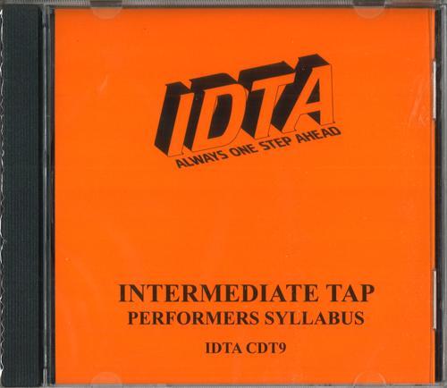 TAP INTERMEDIATE PERFORMERS SYLLABUS EXAMINATION CD - DIGITAL DOWNLOAD