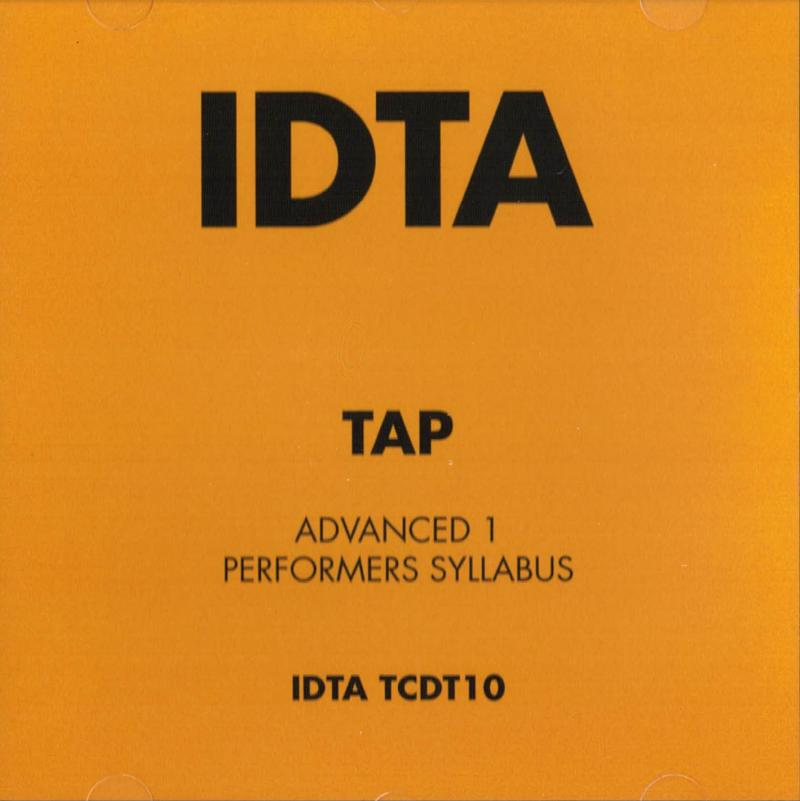 TAP Advanced 1 Performers Syllabus - Digital Download