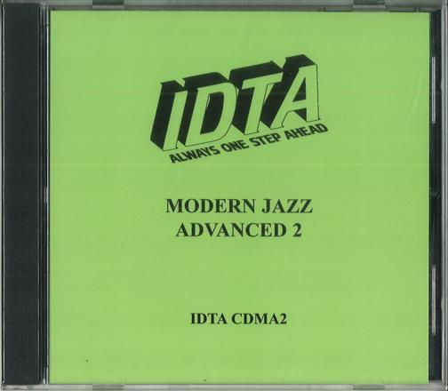 MODERN JAZZ (ADVANCED 2) CD - DIGITAL DOWNLOAD