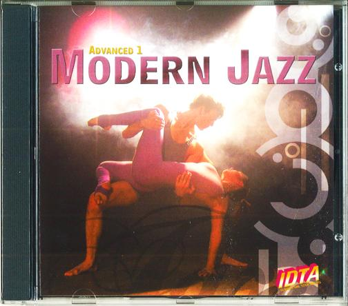 MODERN JAZZ - ADVANCED 1 EXAMINATION CD - DIGITAL DOWNLOAD