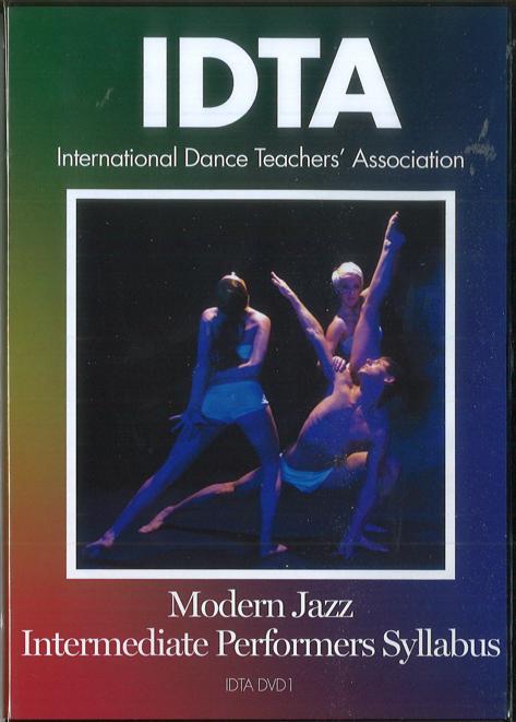 MODERN JAZZ INTERMEDIATE DVD - DIGITAL DOWNLOAD