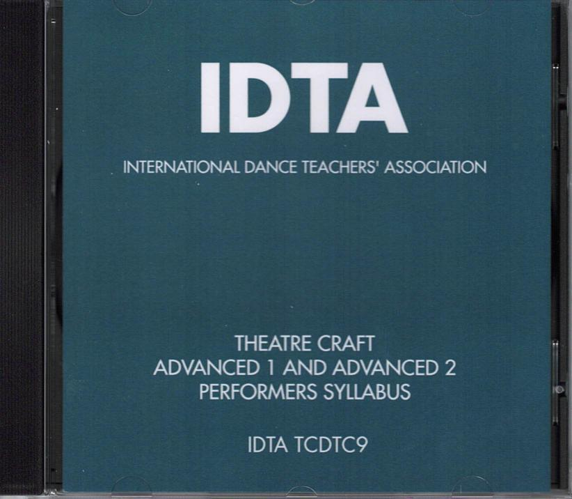 THEATRE CRAFT ADVANCED 1 & 2 PERFORMERS SYLLABUS CD - DIGITAL DOWNLOAD