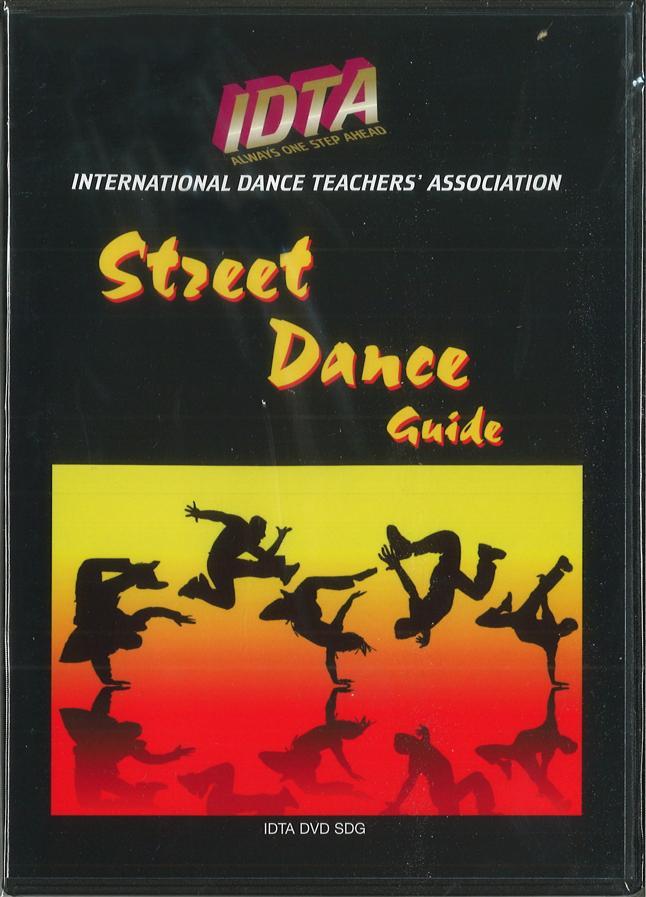 STREET DANCE GUIDE DVD - DIGITAL DOWNLOAD