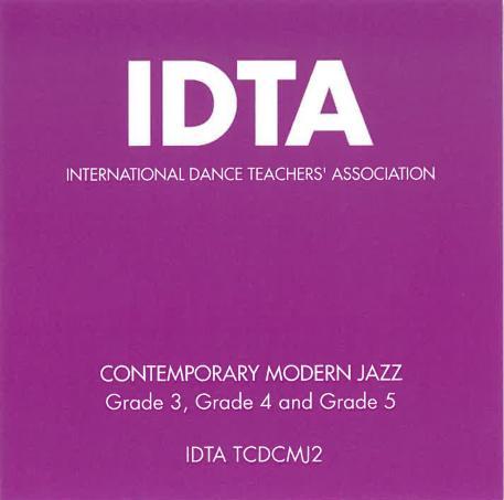CONTEMPORARY MODERN JAZZ GRADES 3-5 CD