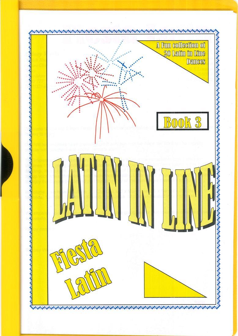 LATIN IN LINE DANCES VOL 3 (20 MORE DANCES).