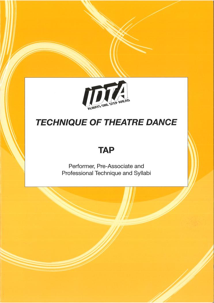 TECHNIQUE OF THEATRE DANCE - TAP