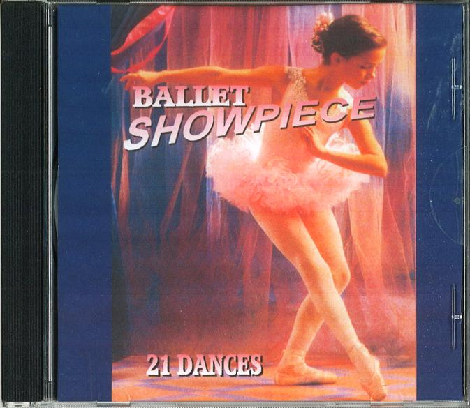 BALLET SHOWPIECE FESTIVAL DANCES CD