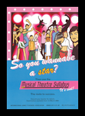 MUSICAL THEATRE SYLLABUS A4 POSTER