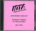 ADVANCED 1 BALLET CD