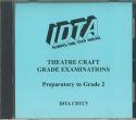THEATRE CRAFT (PREPARATORY - GRADE 2) - NEW