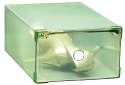 Clear View Shoe Boxes With Draw PACK OF 5 FOR ONLY £14.00 (SALE)