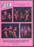 BALLET GRADE EXAMINATIONS PREP -  GRADE 2 DVD - NEW