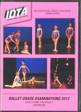 BALLET GRADE EXAMINATONS - GRADE 3, GRADE 4 & GRADE 5 DVD - NEW