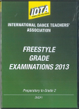 FREESTYLE GRADE EXAMINATIONS 2013 - PREPARATORY TO GRADE 2 DVD