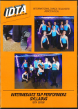 TAP INTERMEDIATE PERFORMERS SYLLABUS DVD