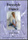 FREESTYLE DANCE DVD BY ANNA JONES