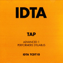 TAP Advanced 1 Performers Syllabus