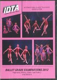 BALLET GRADE EXAMINATIONS PREP -  GRADE 2 DVD - DIGITAL DOWNLOAD