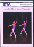 BALLET INTERMEDIATE DVD - DIGITAL DOWNLOAD