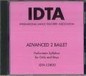 ADVANCED 2 BALLET CD - DIGITAL DOWNLOAD