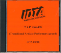 T.A.P. AWARD (TRANSITIONAL ARTISTIC PERFORMERS AWARD) - DIGITAL DOWNLOAD