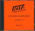 TAP GRADES 3 - 5  EXAMINATION CD - DIGITAL DOWNLOAD