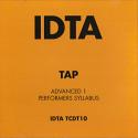 TAP Advanced 1 Performers Syllabus - Digital Download