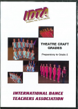 THEATRE CRAFT GRADES PREPARATORY TO GRADE 2 - DIGITAL DOWNLOAD