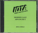 MODERN JAZZ (ADVANCED 2) CD - DIGITAL DOWNLOAD